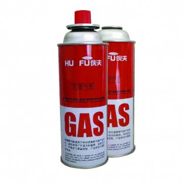 MSDS ISO Butane Gas for Cooking Portable Butane Can