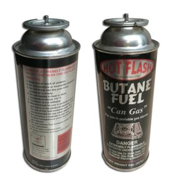 Camping butane gas cartridge 227G Refill for Portable Stove