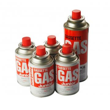 BBQ Fuel Cartridge Small portable Iso butane gas cartridge